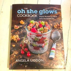Oh She Glows Vegan Cookbook